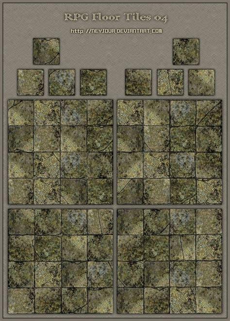 Basement Floor Plans rpg floor tiles 04 by neyjour on deviantart