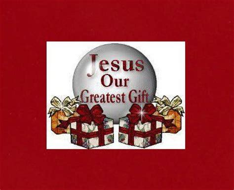 jesus our greatest gift christmas pinterest