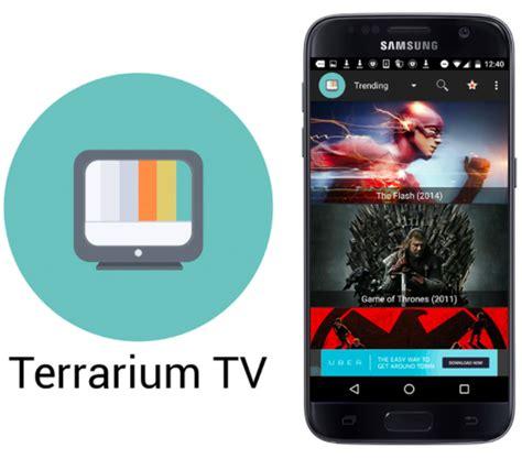 tv apk terrarium tv apk 2018 for android version 1 8 3