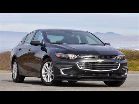 chevrolet malibu engine turbo   youtube