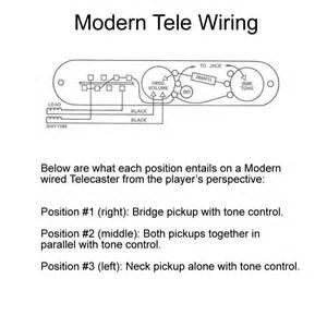 vintage versus modern telecaster wiring proaudioland musician news