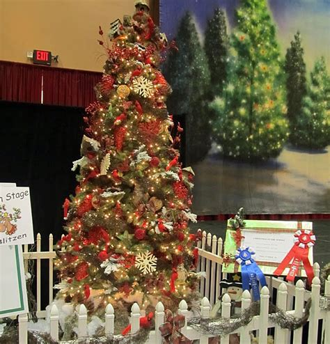 edeenut creates christmas trees galore