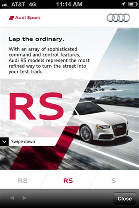 audi ads luxury daily