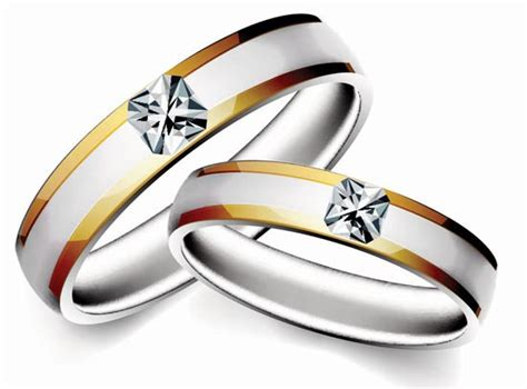 wedding rings vectors