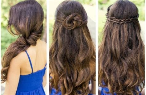 different types of hair styles in long hair step by step tress talk different types of indian wedding hairstyles