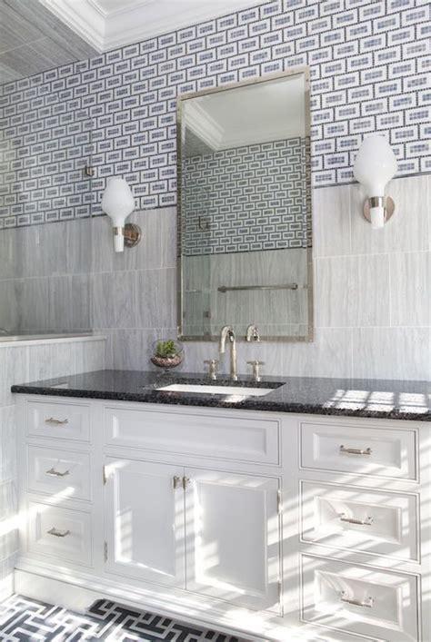 Black And Gray Bathroom Decor » Home Design 2017
