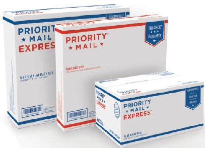 Post Office Priority Mail by Free Insurance Day Specific Delivery Now Available Via