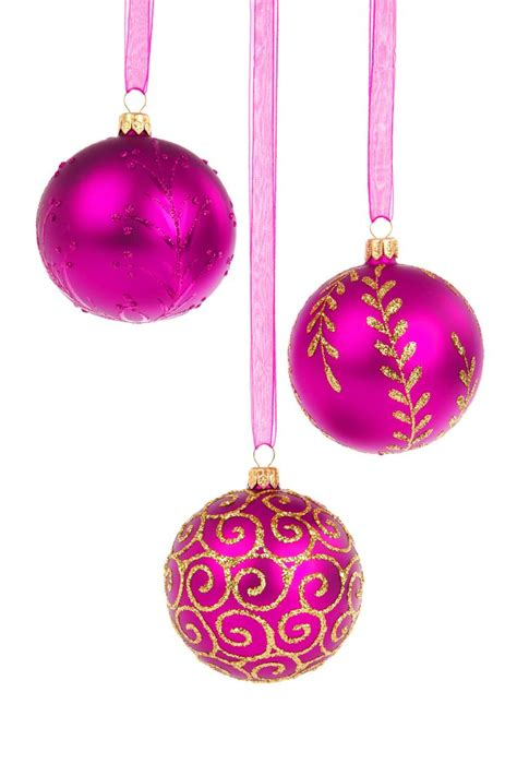 hot pink christmas tree decorations ღ christmas 2013