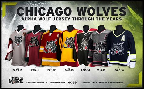 Chicago Wolves Giveaways - alpha wolf full season tickets hockey game tickets chicago wolves