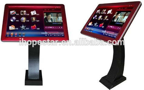Monitor Touchscreen Karaoke Led 19 Inch Stand Pendek 1 1440 900 wide screen 19inch led infrared touch ktv karaoke machine buy ktv karaoke machine