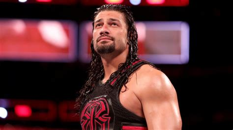 roman reigns house roman reigns pulled from wwe house shows watch braun strowman put sami zayn through a