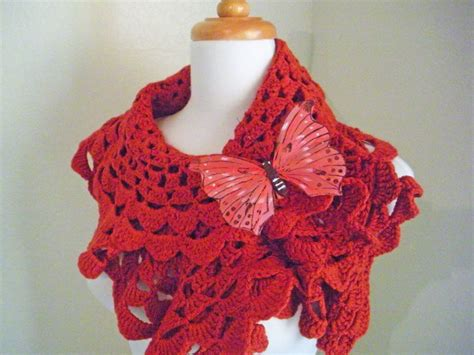 Handmade Scarf Patterns - crafts colorful scraves free crochet patterns