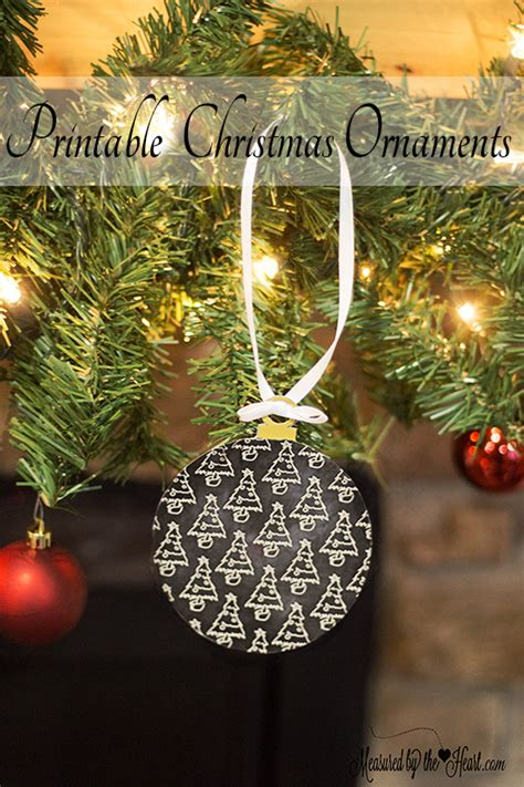 free printable christmas decorations free printable ornaments u create