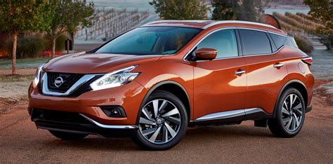 nissan murando specifications and review of nissan murano 2017 theautoweek