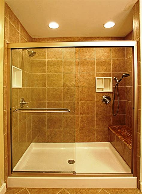 bathroom shower with seat shower stalls kits jen joes design shower stalls for