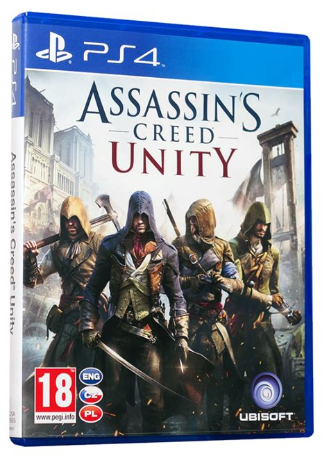 Kaset Ps4 Assassin S Creed Unity assassin s creed unity ps4 gameshop pl sklep dla graczy