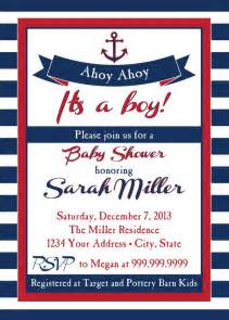 nautical baby shower invitation ahoy ahoy nautical baby shower invitations and nautical baby