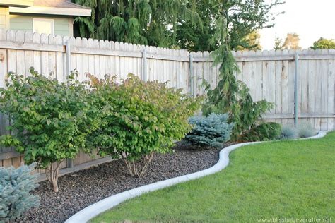 Cheap Garden Landscaping Ideas Inexpensive Backyard Garden Ideas Photograph Blissfully Ev