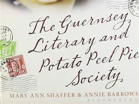 the guernsey literary and the guernsey literary and potato peel pie society the recipe guernseydonkey com