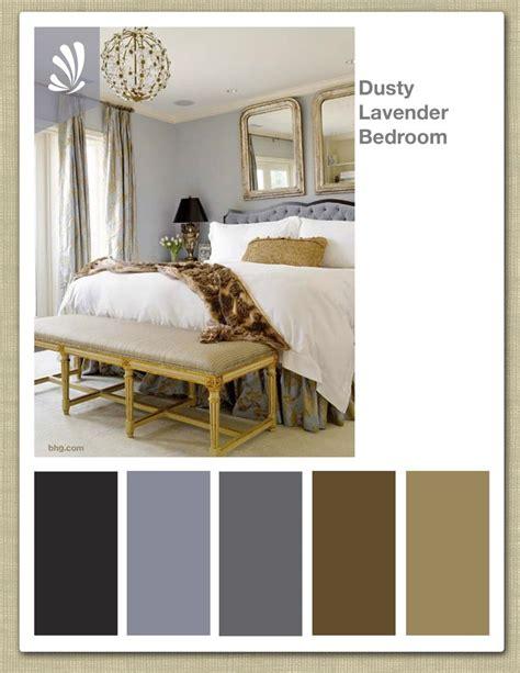 bedroom color palette our bedroom lavender gold chestnut color palette make