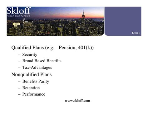 Cfa And Mba Combination Salary by Non Qualified Deferred Compensation Nqdc Plans Aaron