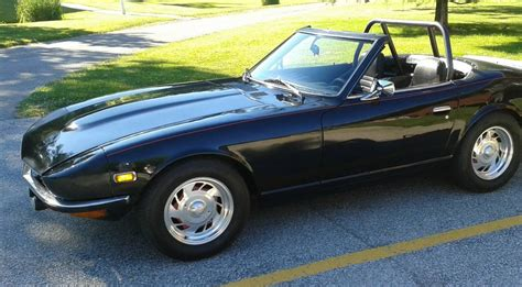 Craigslist Port Huron Cars by 1971 Datsun 240z Spyder For Sale In Port Huron Michigan 8 800