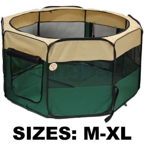 indoor puppy playpen me my pet puppy cat rabbit folding fabric indoor garden play pen run cage ebay