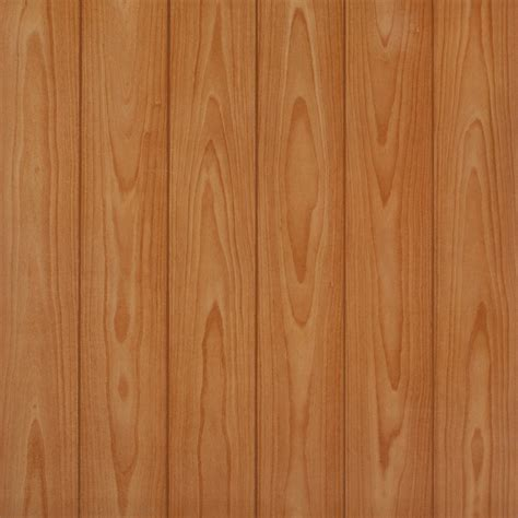 wood paneling shop 48 in x 8 ft embossed cinnamon beech mdf wall panel