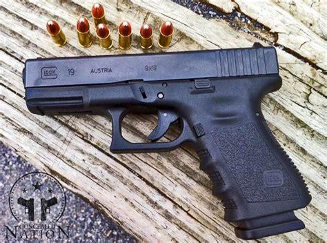 glock 19 concealed carry firearm review glock 19 gen3 review for concealed carry