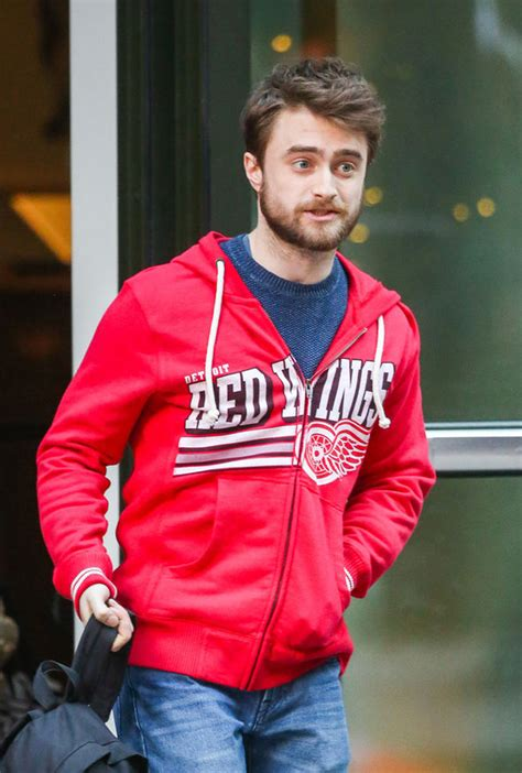 daniel radcliffe admits he would do strictly come news showbiz tv