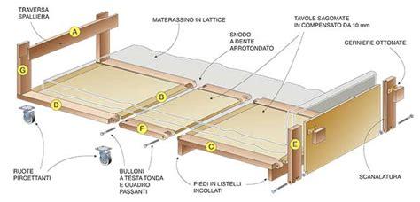pouf da letto pouf letto fai da te in legno 13 foto descritte passo passo