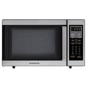 Microwave Daewoo Daewoo 0 9 Cuft 900 Watt Stainless Steel Countertop