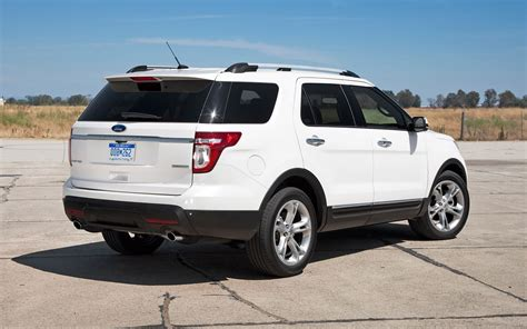 ford explorer todo sobre ford explorer 2012 todo sobre autos