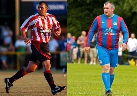 top ten meanest celebs top xi overweight footballers who ate all the pies