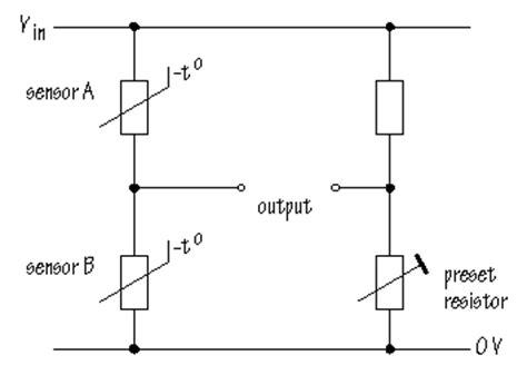 wheatstone bridge ntc thermistor 4f5aww qsl net voltage dividers last page