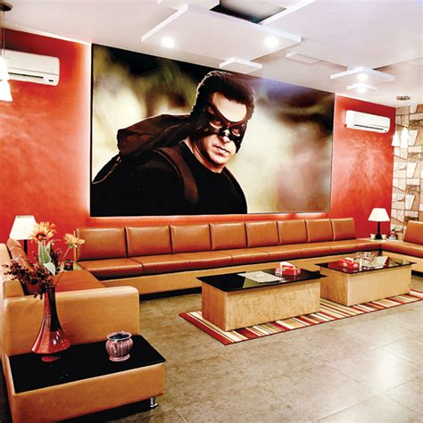 salman khan bed room bigg 9 here s how salman khan s chalet looks like news updates at daily news