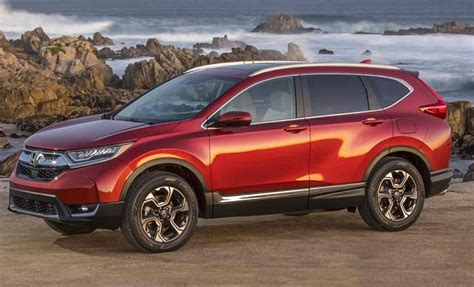 2018 honda cr v release date 2018 honda cr v release date price and changes autos post