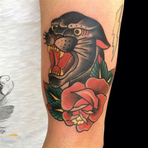 120 black panther tattoo designs amp meanings full of