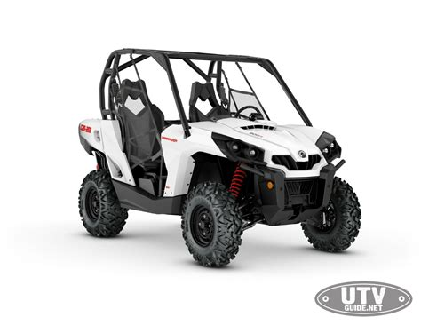 can am 2018 2018 can am commander family utv guide