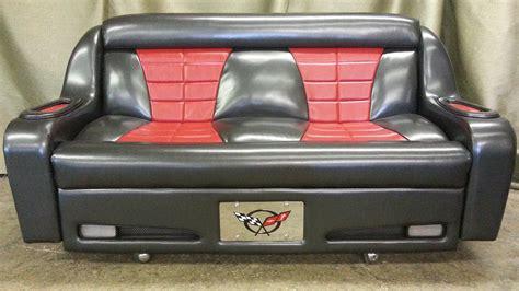 corvette couch 2002 corvette sofa j20 indy 2014