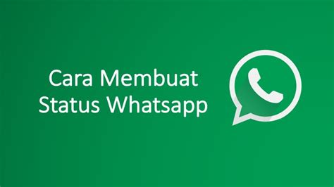 buat hapus  atur privasi status whatsapp terbaru