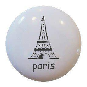 Eiffel Tower Drawer Pulls by Eiffel Tower Ceramic Knobs Pulls Kitchen Drawer