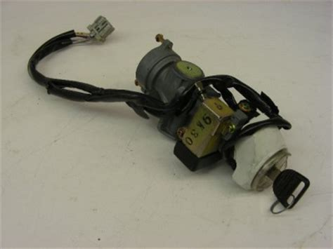 90 92 1990 1992 honda accord ignition switch with key ebay