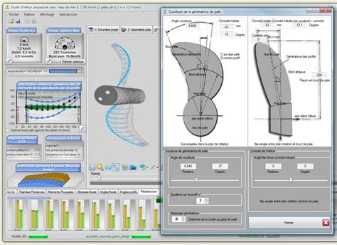 boat propeller generator phases of design wing or propeller wind turbine