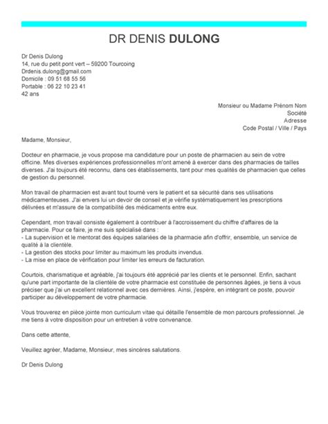 Vendeuse En Pharmacie Lettre De Motivation Lettre De Motivation Pharmacien Exemple Lettre De Motivation Pharmacien Livecareer