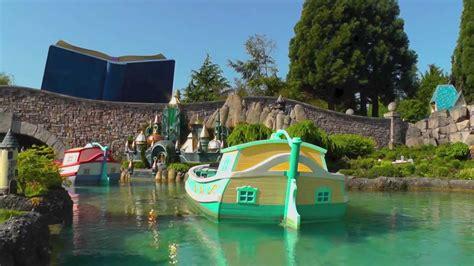 disneyland paris boat ride le pays des contes de f 233 es on ride disneyland paris