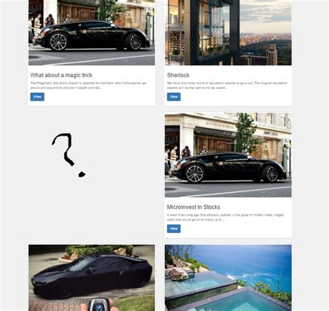 bootstrap refresh layout bootstrap layout issue when displaying images css