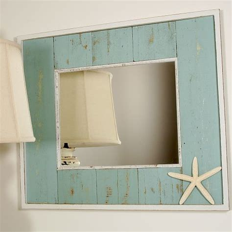 Beachy Bathroom Mirrors Pin By Chana Tikvah Penner On All The Crafty Things