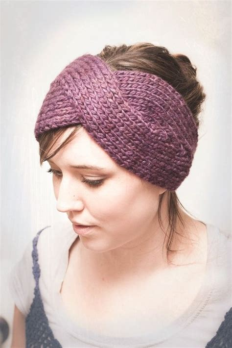 knitting pattern for headbands 18 best ideas about knitted things on pinterest cable