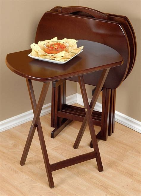 tv serving tray table 1000 ideas about wooden tv trays on small